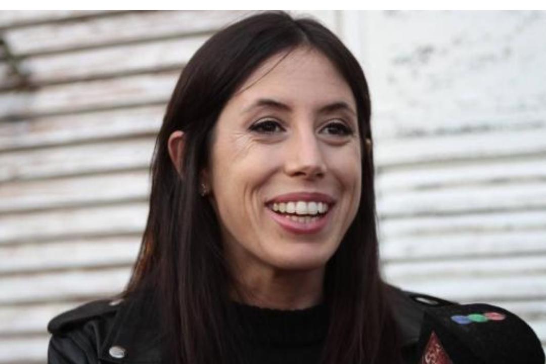 Cadena de oración por Sofía Sarkany: fue mamá hace una semana y hoy está en  coma inducido